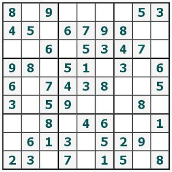 Kostenloses Sudoku